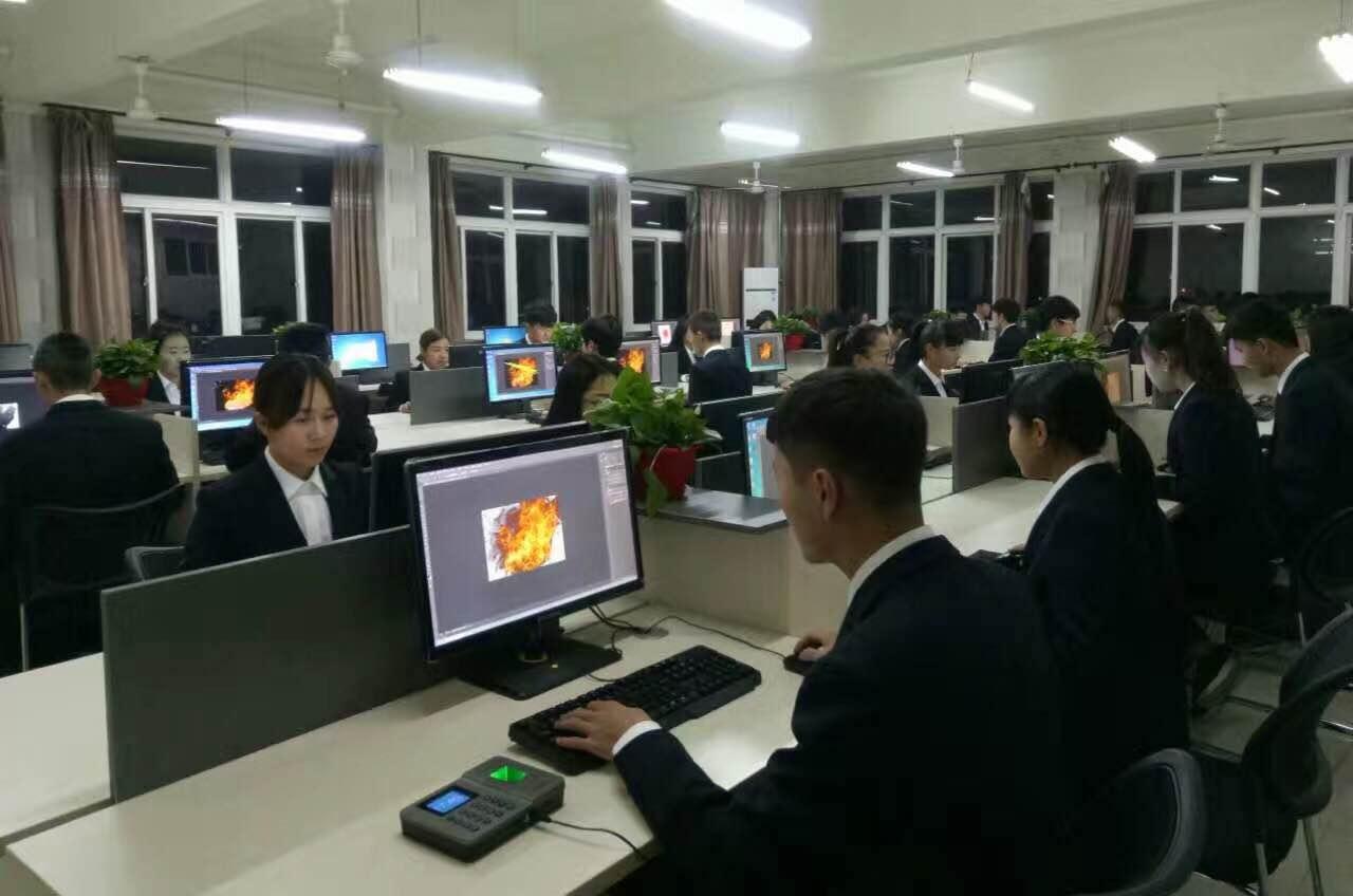 沧州职业技术学院,电子商务专业特色实训
