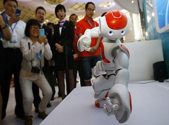 互联网+智能机器人
