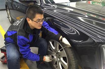 顶好汽车凹陷修复技术