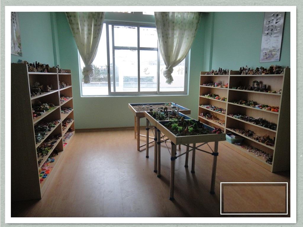 北京师范大学心理沙盘沙具