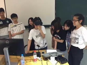 上海交通大学VR项目 索尼认可包就业 招