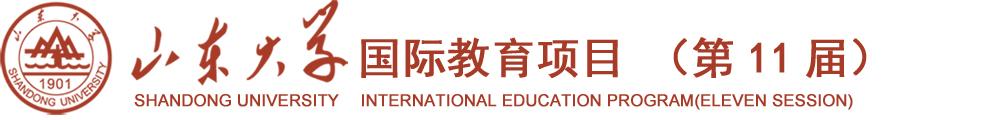 2017年山东大学国际本科