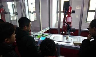 工业机器人培训面向全国招生