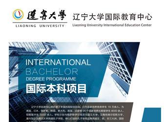 辽宁大学国际本科项目