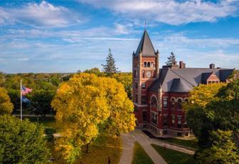 美国公立新罕布什尔大学高考直录