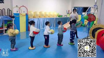 西湖区 2-3岁宝宝感统训练班