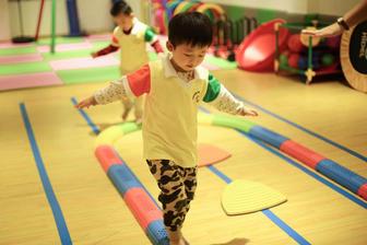余杭区 感统能力 2-3岁宝宝感统训练班