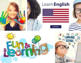 少儿英语培训项目