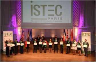 法国ISTEC高等商学院高级工商管理硕士