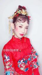 岳阳玲丽教你怎么通过化妆拥有一个高挺鼻