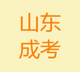 山东省成人高考招生