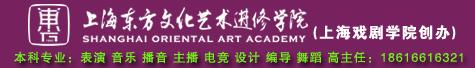 上海东方文化艺术进修学院招生合作